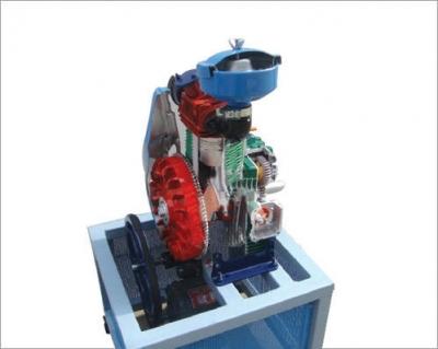 4 Stroke 1 Cylinder Diesel Engine Manual Driven