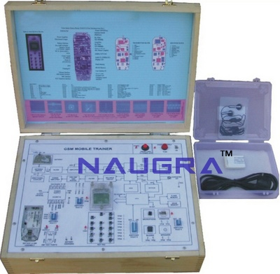 Mobile Phone Trainer & Lab Kit for Vocational Training and Didactic Labs