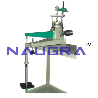 Consolidation Apparatus (Front Loading Type) For Testing Lab for Soil Testing Lab