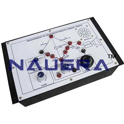 Fixed Inductors and Mutual Inductors Trainer for Vocational Training and Didactic Labs