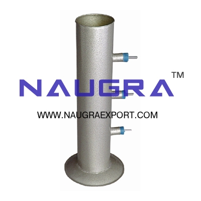 Spouting Cylinder for Physics Lab