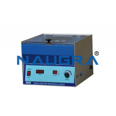 CENTRIFUGE MACHINE ROUND DOME TYPE for Chemistry Lab
