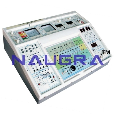 Electrical & Electronics System Trainer for Electronics Teaching Labs