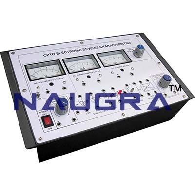 OP Amp Characteristics Trainer for Vocational Training and Didactic Labs