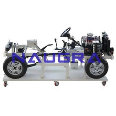 Educational Car Model - Automobile Engineering Model and Training System for engineering schools