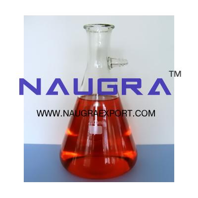 Flask Filtration Buchner for Science Lab