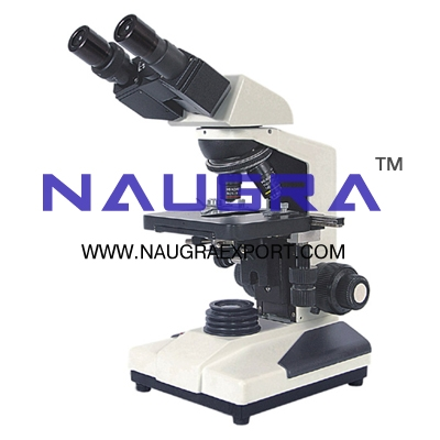 Coaxial Binocular Microscope for Science Lab