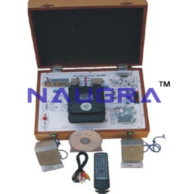 CCTV Security System Training Kit
