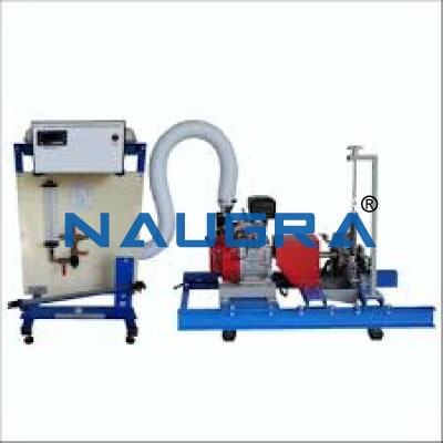 SINGLE CYLINDER ENGINE TEST BED, Water Absorber