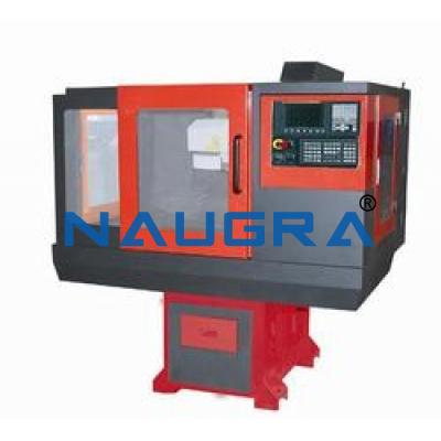 CNC Machine Trainer for Teaching Equipments Lab