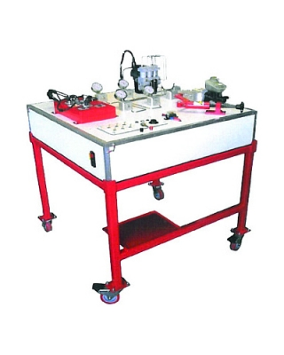 Anit-Locking Braking System Trainer (ABS)for engineering schools