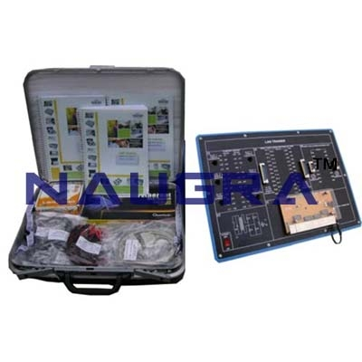 LAN Trainer Trainer for Vocational Training and Didactic Labs