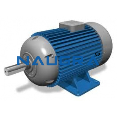 Industrial Electric Motor - 294 for Electric Motors Teaching Labs
