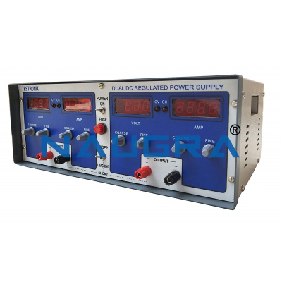 Multi Output DC Regulated Supply