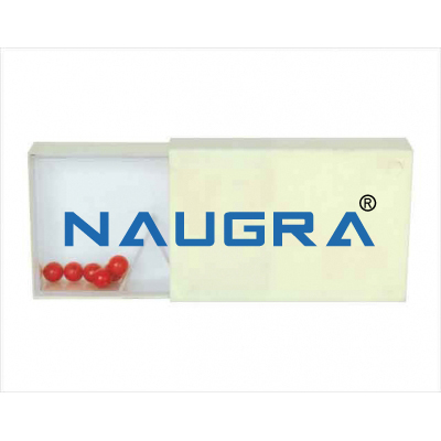 Plastic counter for Maths Lab