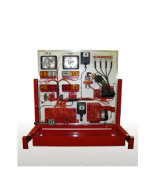 Automotive Electrical Trainer, Panel Type